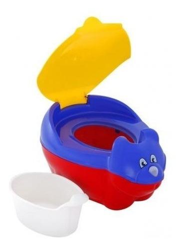 troninho musical pinico redutor de assento 4 cores tuti baby