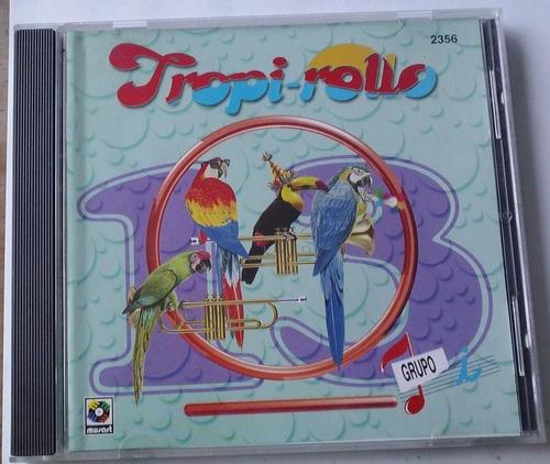 tropi rollo 13 grupo i cd unica ed 2000  discos musart bvf