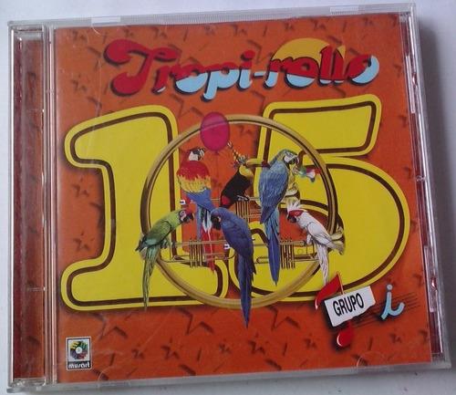 tropi rollo 15 grupo i cd unica ed 2002  discos musart bvf