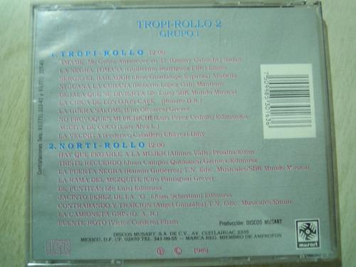 tropi-rollo cd 2 grupo i
