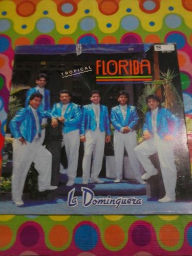 tropical florida lp la dominguera 1990 r