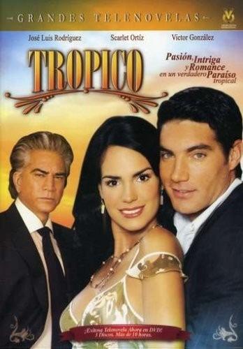 tropico , telenovela  discos tv dvd
