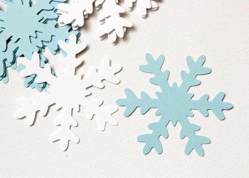 troquelador sacabocado copo de nieve navidad 5cm goma eva