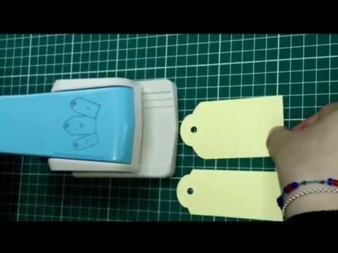 troqueladora fabrica etiqueta tags 3 medidas en 1 maquina