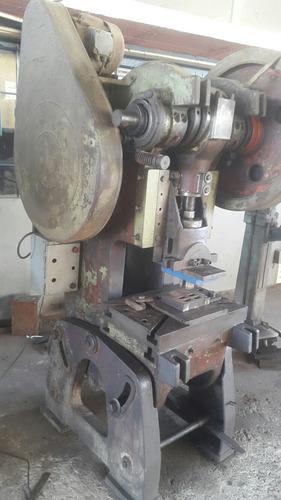troqueladora prensa excentrica 40ton hierro acero metalmecan