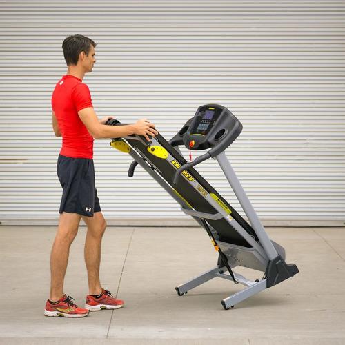trotadora eléctrica  best fitness lepus 2.0