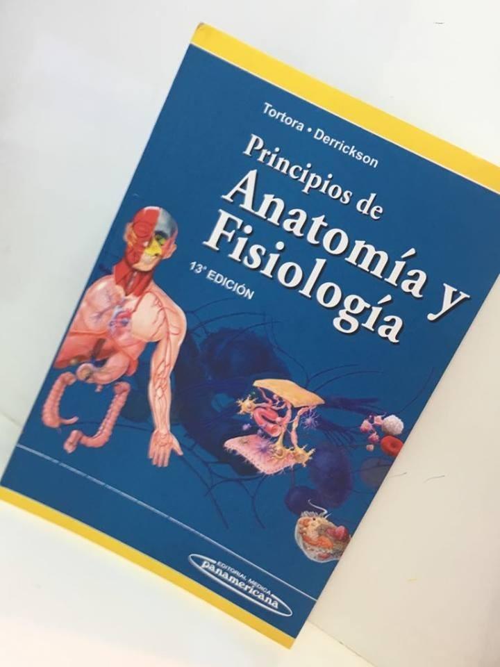 Trotora-derrickson Principios De Anatomía Y Fisiología 13º - $ 1.980 ...