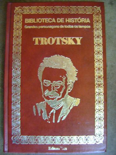 trotsky biblioteca de história grandes personagens 39