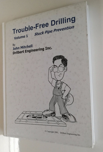 trouble free drilling. mitchell. stuck pipe prevention.75493