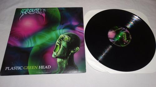 trouble - plastic green head '95 (frw music reediciòn '06) (