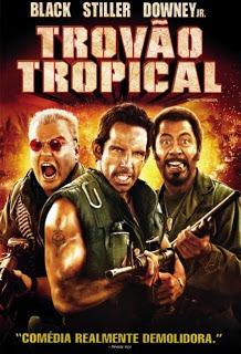 trovão tropical dvd com ben stiller