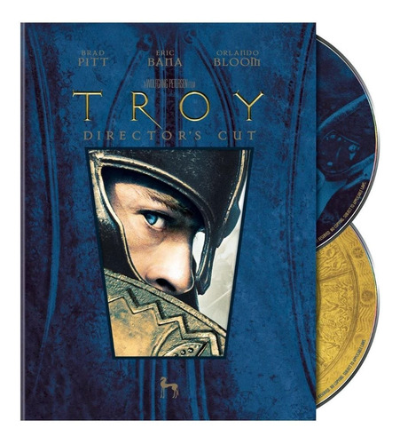 troy directors cut ultimate collectors edition dvd + combo