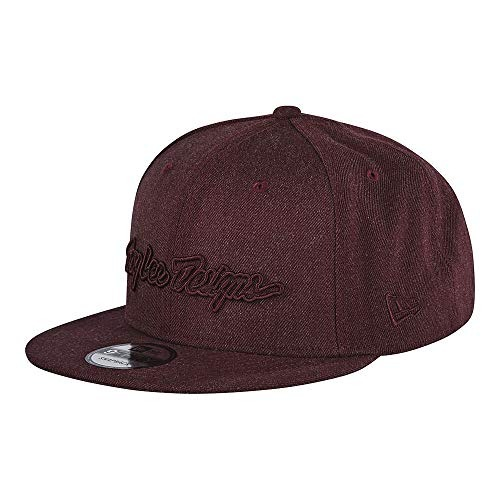 dfd2736af6374 Troy Lee Designs Classic Signature New Era Snapback Hat-red ...