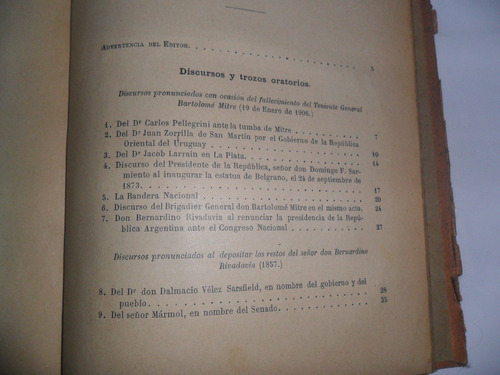 trozos selectos literatura a. cosson mendesky 1912 discurso