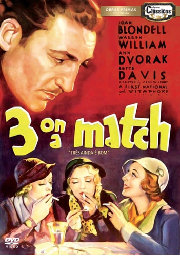 três ainda é bom - dvd - bette davis - joan blondell