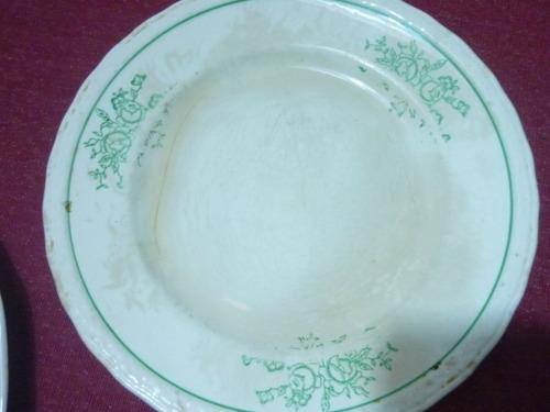 trs platos para coleccion