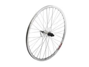 Silver Tru-build Wheels RGR841 Rear Wheel 26 x 1.75 Inch