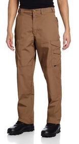 de color caqui Tru-Spec 1095 pantalones tácticos 24-7 de damas Rip-stop