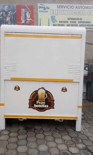 truck bar de lujo