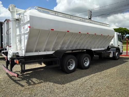 truck com silo