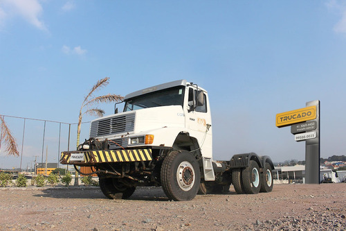 truck mb 2635 6x4 98 chassi = scania 124 360 113 t114 330