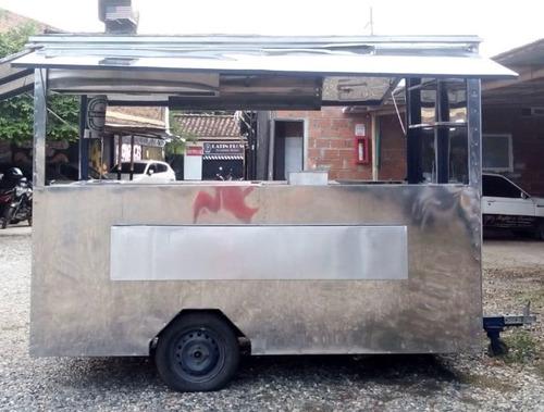 truck vehiculo food