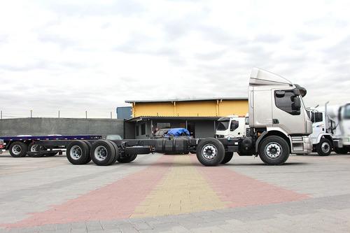 truck vm 330 2017 no chassi - cabine leito