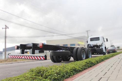 truck vw volks 13-180 06/06 6x2 chassi 10 metros
