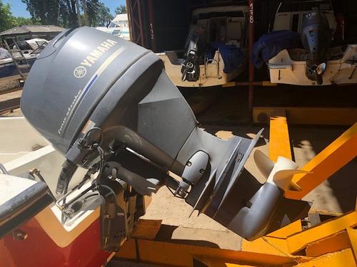 trucker benavidez 640 motor yamaha 90 hp 4 tiempos con 65 hs