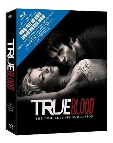 true blood segunda temporada completa  bluray
