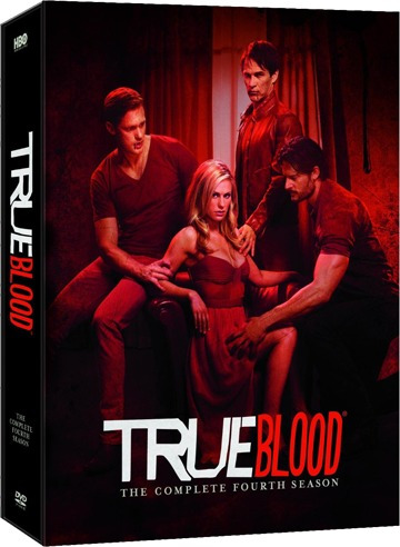 true blood ( serie de tv ) - temporada 4 en dvd original