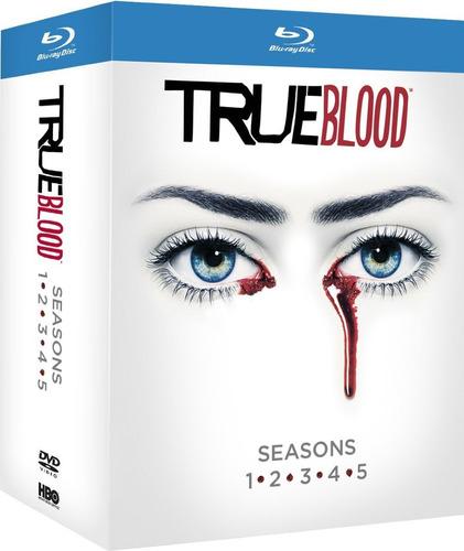true blood temporadas 1 a 5 en blu-ray importado