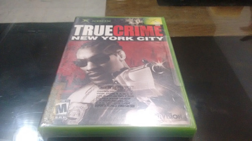 true crime new york city completo para xbox normal
