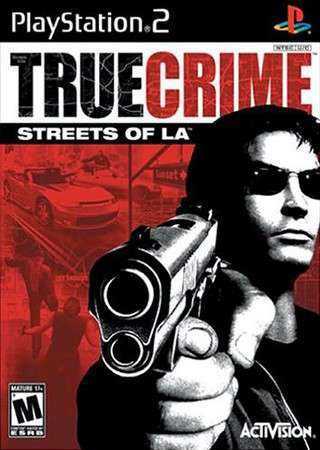 true crime * streets of l a  / playstation 2 ps2