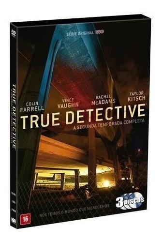 true detective - a 2ª temporada completa