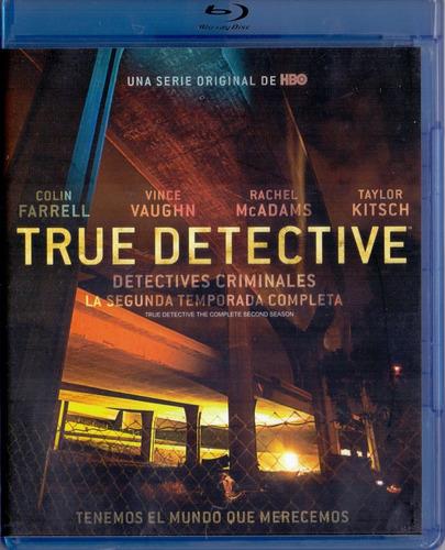 true detective segunda temporada 2 dos blu-ray