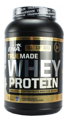true made whey protein ena concentrada isolada truemade