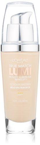 true match saludable luminoso maquillaje de l'oréal paris,