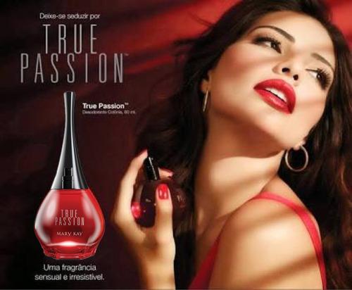 true passion deo colônia mary kay feminino - 60ml