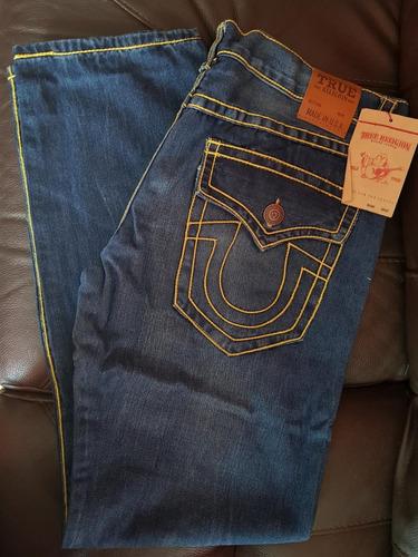 true religion pantalones