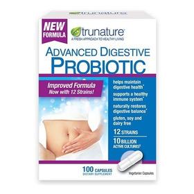 Trunature Digestive Probiotico 10 Billon Probioticos