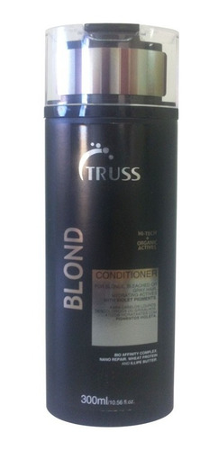 truss blond condicionador 300ml