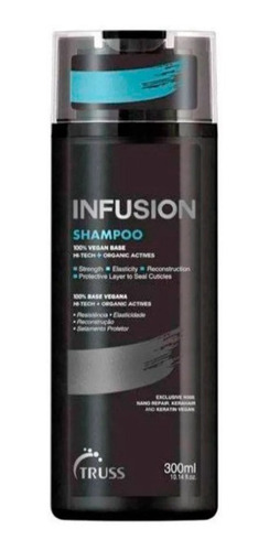 truss infusion  sh +cond.300ml + infusion cera vegana 650ml