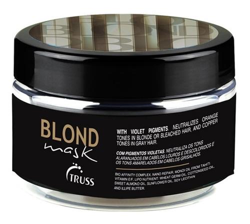 truss máscara blond 180g