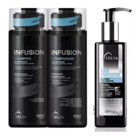 truss sh+ ch infusion 300ml+ hair protector 250ml