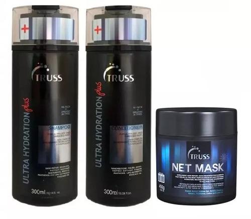 truss ultra hydration plus kit + net mask