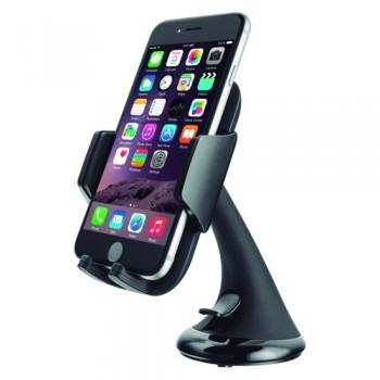 trust soportes para vehiculo auto para iphone y android