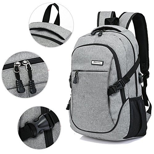 trustbag a-001 mochila de ordenador portátil de negocios con