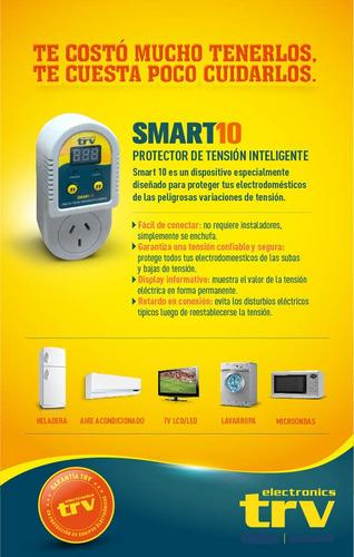 trv smart 10 2200 va protector inteligente