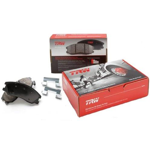 trw automotive tpc1417 juego de pastillas